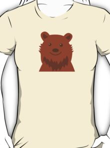 Happy grizzly bear T-Shirt