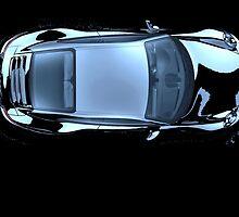 Porsche 911 Spontaneous Generation iPhone 6 Case / Prints by MilMuertes