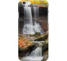 Blue Hen Falls, Cuyahoga Valley National Park iPhone Case/Skin