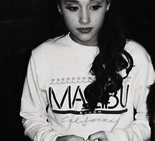 Ariana Grande by GkGill9