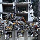 25.10.2014: Block of Flats under Demolition I by Petri Volanen