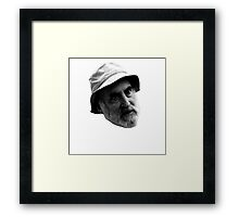 Dale Disapproves Framed Print