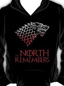 The North Remembers ( GoT ) T-Shirt