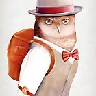 Travelling Owl by AnimalCrew