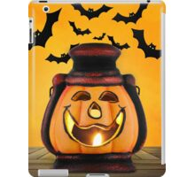 Pumpkin lantern iPad Case/Skin
