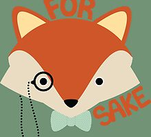 for fox sake by sushipark