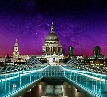 Starry Night by Lea Valley Photographic