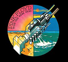 Wish You Were Here Pink Floyd Case by judith13