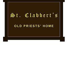 St. Clabbert's by PaulRoberts