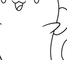 Bravest Warriors ~ Catbug's Away Team Sticker