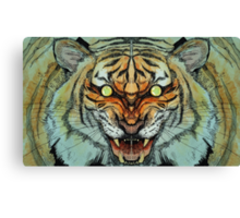 BEAST#4 Tiger Canvas Print