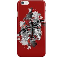 Gothic Cross iPhone Case/Skin
