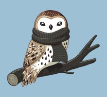 Winter Owl Kids Clothes