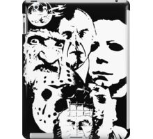 Horror Icons! iPad Case/Skin