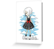 Little Giant Greeting Card