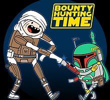 Bounty Hunting Time by RyanAstle