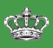 Crown - Green Kids Clothes