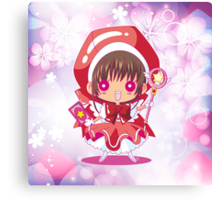 Card Captor Sakura Canvas Print