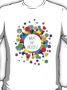 Walk the Moon Bubble T-Shirt