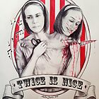 Bette & Dot Tattler  by marlene freimanis