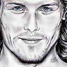 """Sam Heughan, """"he is my Jamie"""" by jos2507"""