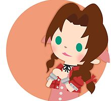 Aerith Pink by Aiysle