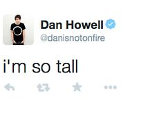Danisnotonfire - i'm so tall by tomodellshair