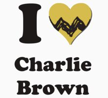 I Love Charlie Brown by ColaBoy