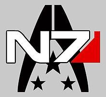 N7 Alliance - Mass Effect by Mellark90