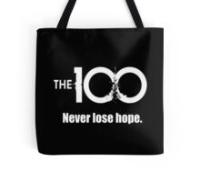 The 100 Tote Bag