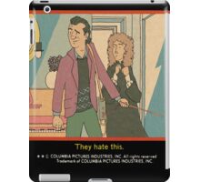 "Venkman - ""They hate this."" iPad Case/Skin"