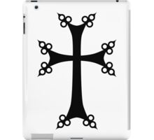 Armenian Cross or Blooming Cross iPad Case/Skin
