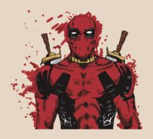 Deadpool by ziadde