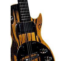 Gibson Guitar Photographic Print