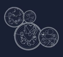 Doctor Who Gallifreyan - We're All Stories quotes by Brit Eddy