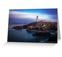 Fanad Head, Donegal Greeting Card