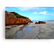 Anagry Beach, Co Donegal 6 Canvas Print
