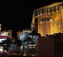 Aladdin Las Vegas by urbanphotos