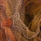 The wild and magic beauty of fishing nets ~ 11 by Rachel Veser