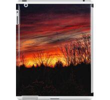 Elkland Township Sunset iPad Case/Skin