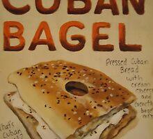 Cuban Bagel by LSDlady