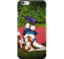 Lillian in Wonderland 2 iPhone Case/Skin