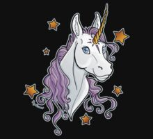 Unicorn Star Shirt by cybercat