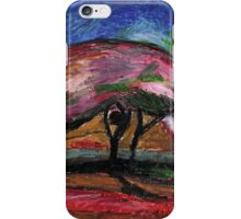 Trees In Bloom iPhone Case/Skin