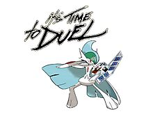 it's time to duel Photographic Print