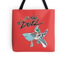 it's time to duel Tote Bag