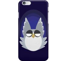 Just An Owl iPhone Case/Skin