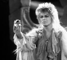 David Bowie - Labyrinth by littlefoxes