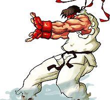 Hadouken Street Fighter  by offbeatzombie
