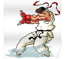 Hadouken Street Fighter  Poster